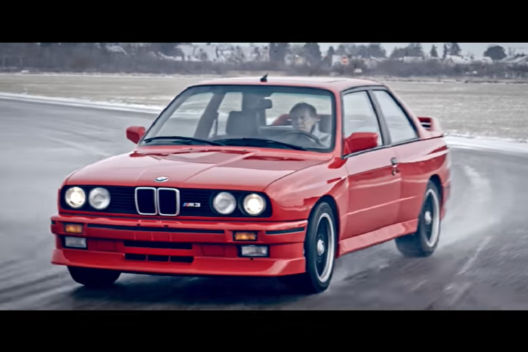 BMW E30 M3 Cecotto - xe the thao quy hiem trong lich su BMW-Hinh-5