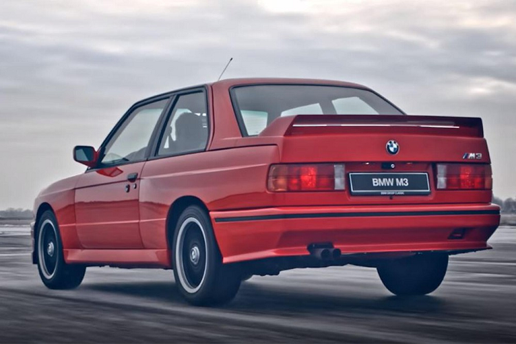 BMW E30 M3 Cecotto - xe the thao quy hiem trong lich su BMW-Hinh-6