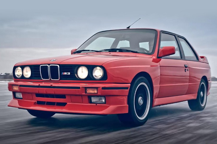 BMW E30 M3 Cecotto - xe the thao quy hiem trong lich su BMW