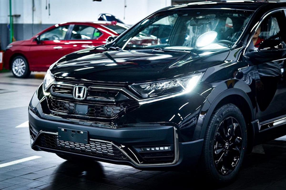 Can canh Honda CR-V LSE 2021 hon 1,13 ty dong tai Viet Nam-Hinh-3