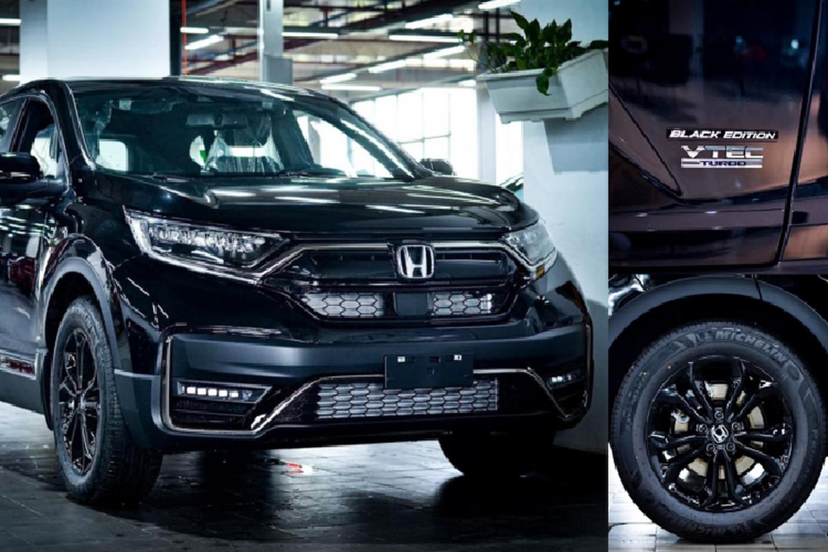 Can canh Honda CR-V LSE 2021 hon 1,13 ty dong tai Viet Nam