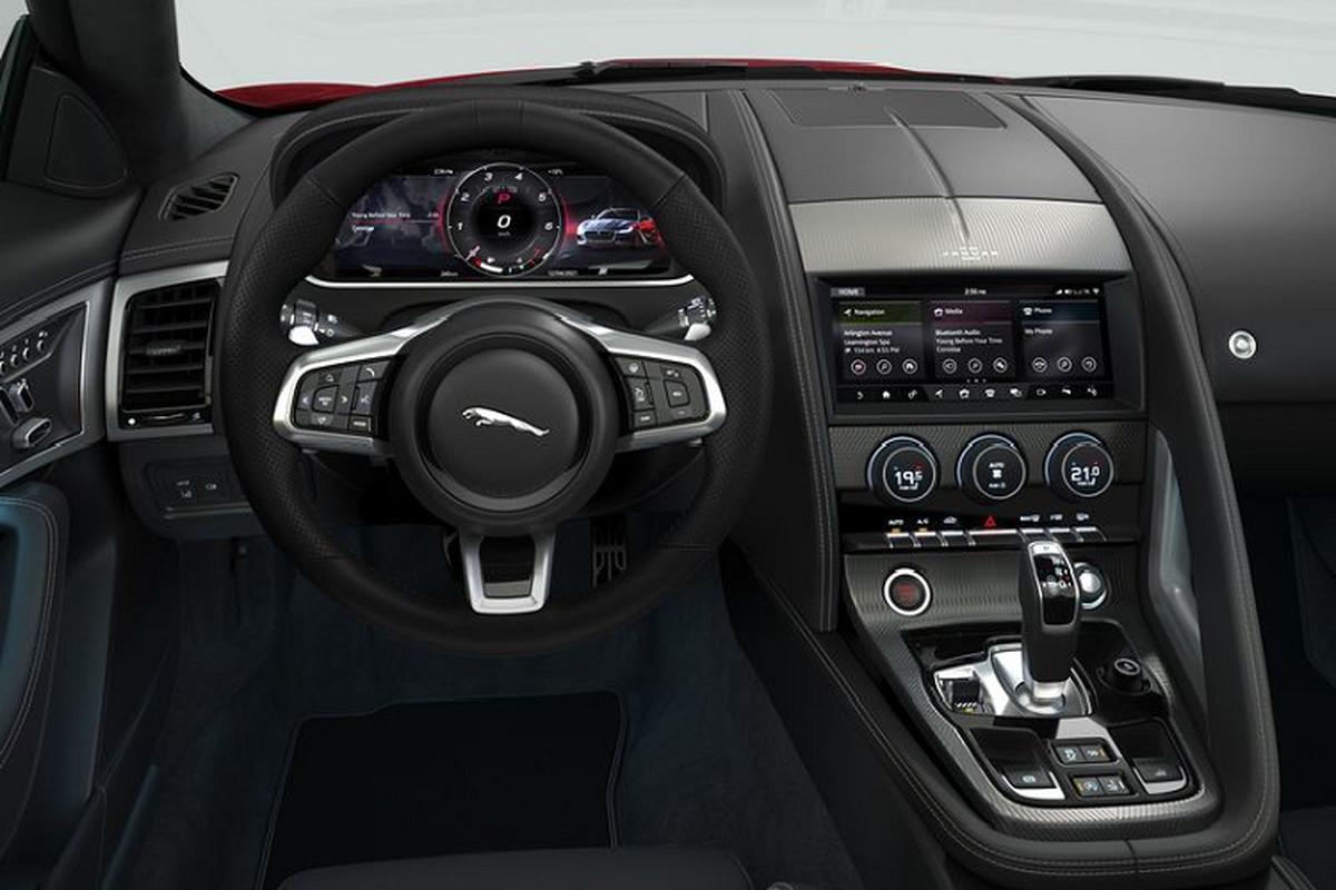 Jaguar F-Type 2021 ra mat phien ban doc quyen tu 2 ty dong-Hinh-3