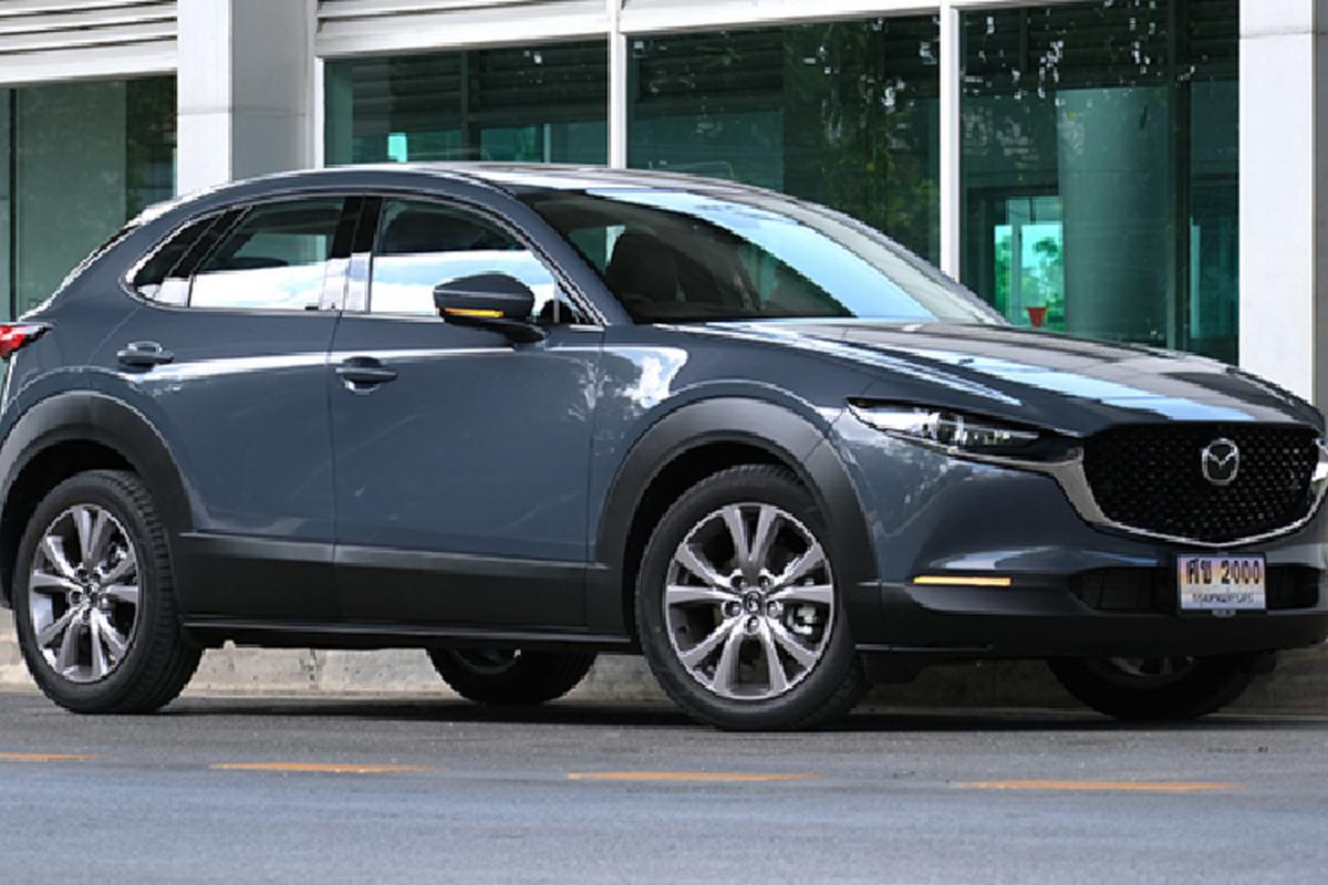 Mazda CX-3 va CX-30 moi tu 550 trieu dong sap ra mat Viet Nam?-Hinh-4