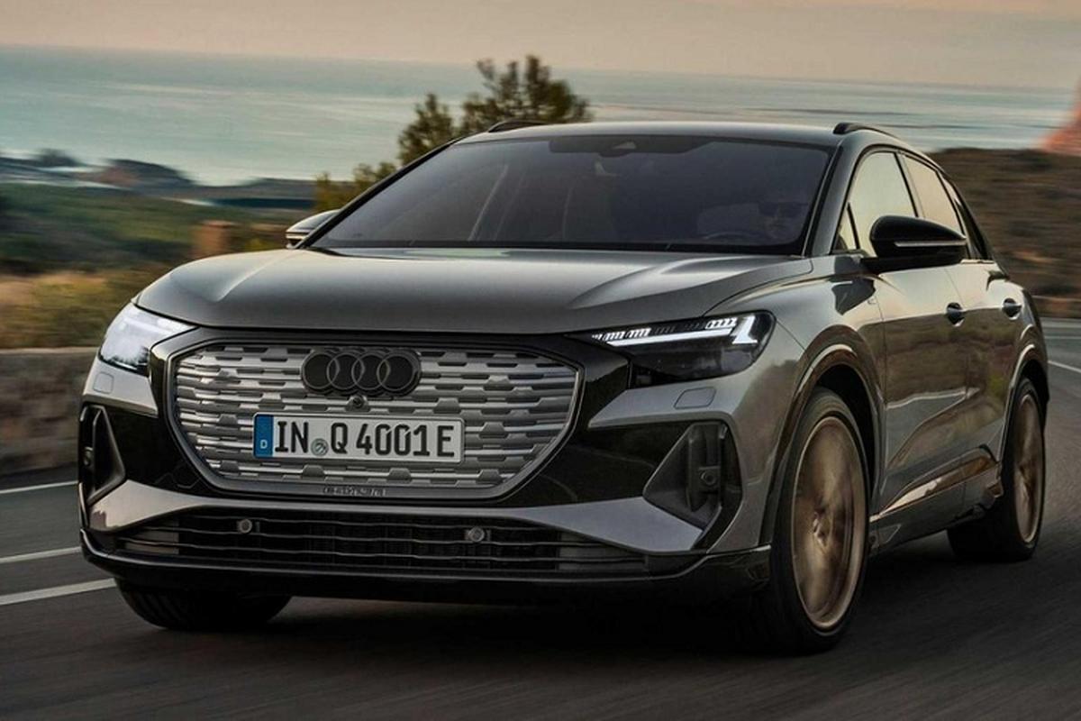 Chi tiet Audi Q4 E-Tron va Q4 Sportback E-Tron 2022 tu 45.000 USD-Hinh-4
