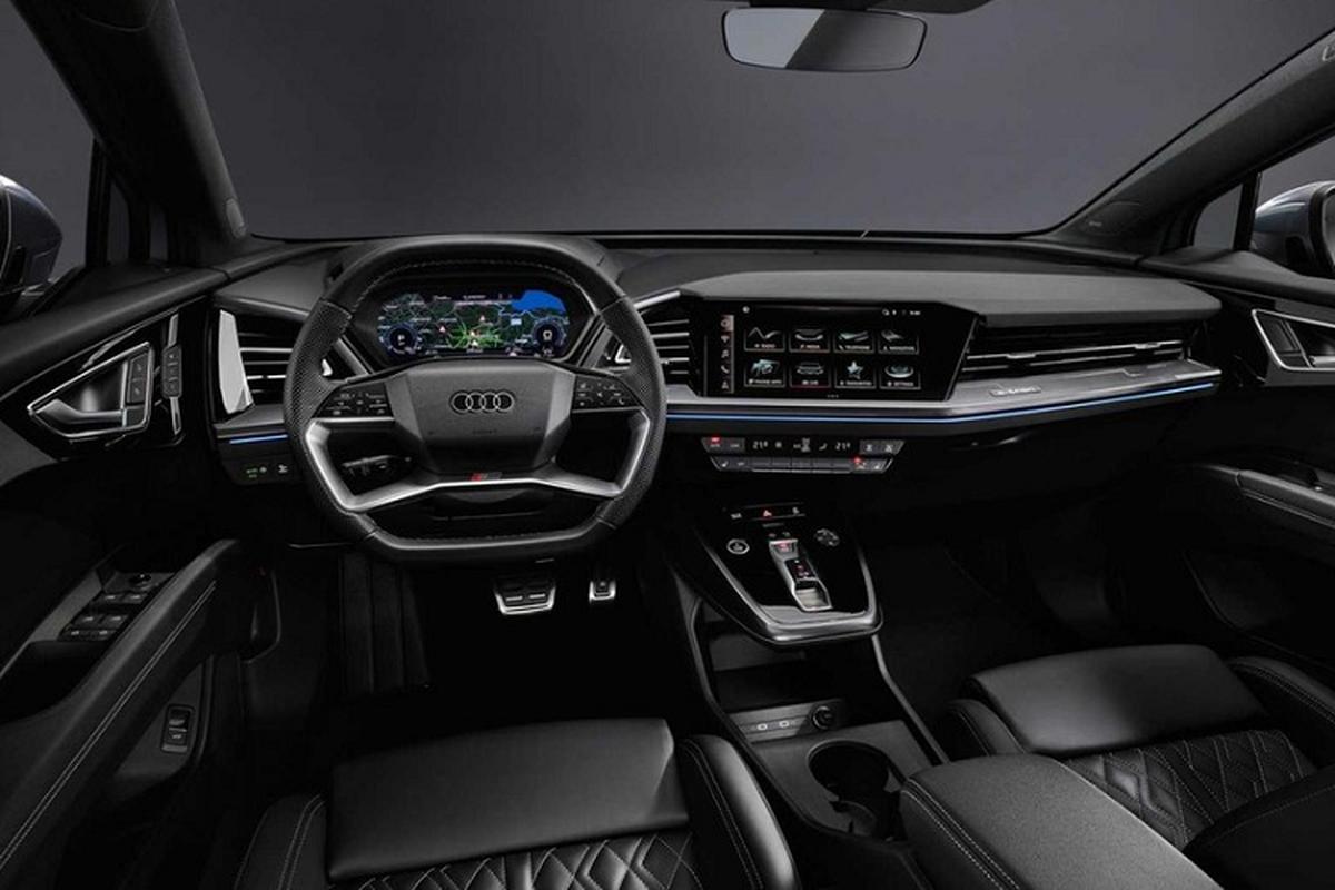 Chi tiet Audi Q4 E-Tron va Q4 Sportback E-Tron 2022 tu 45.000 USD-Hinh-5
