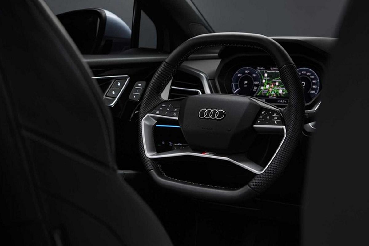 Chi tiet Audi Q4 E-Tron va Q4 Sportback E-Tron 2022 tu 45.000 USD-Hinh-6