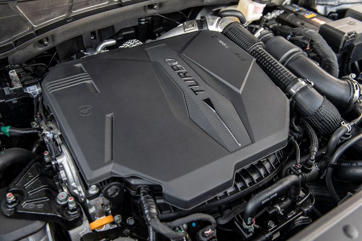 Hyundai Santa Cruz hoan toan moi, phien ban Tucson ban tai?-Hinh-8