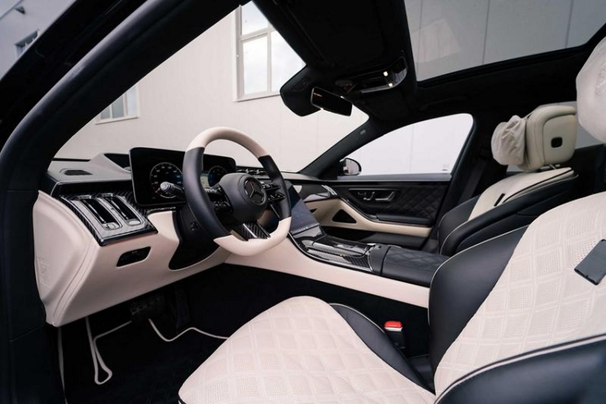 "Xe sang Mercedes-Benz S-Class 2021 ""du dan"" hon nho Brabus-Hinh-2"