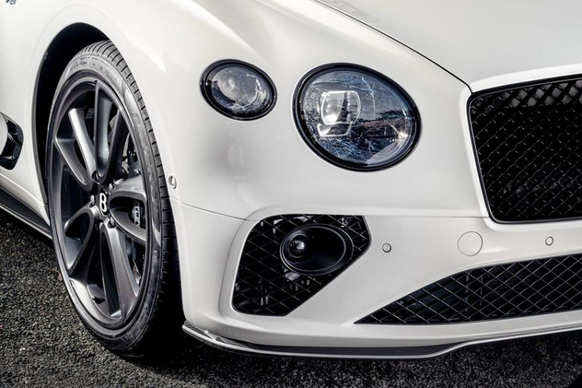 Chi tiet Bentley Mulliner Continental GT V8 Equinox