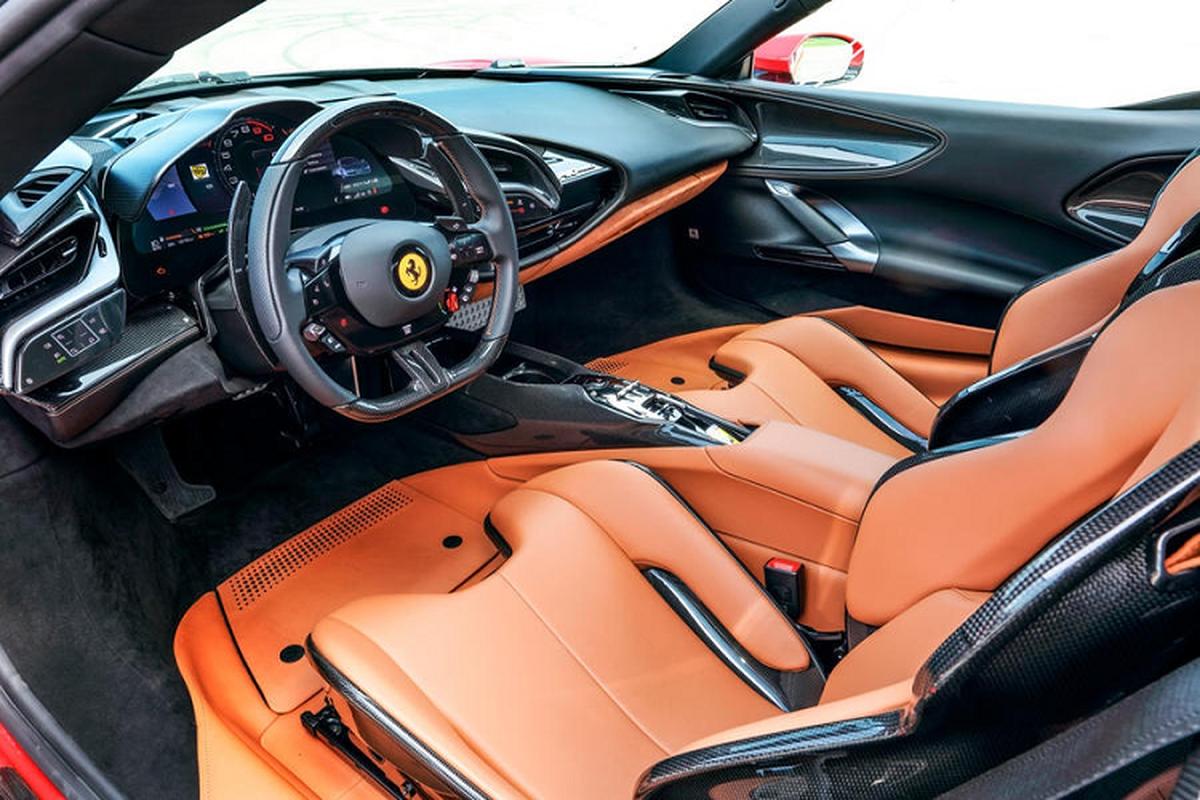 Ferrari SF90 Stradale hang ty dong cua Cuong Do la co gi dac biet?-Hinh-10