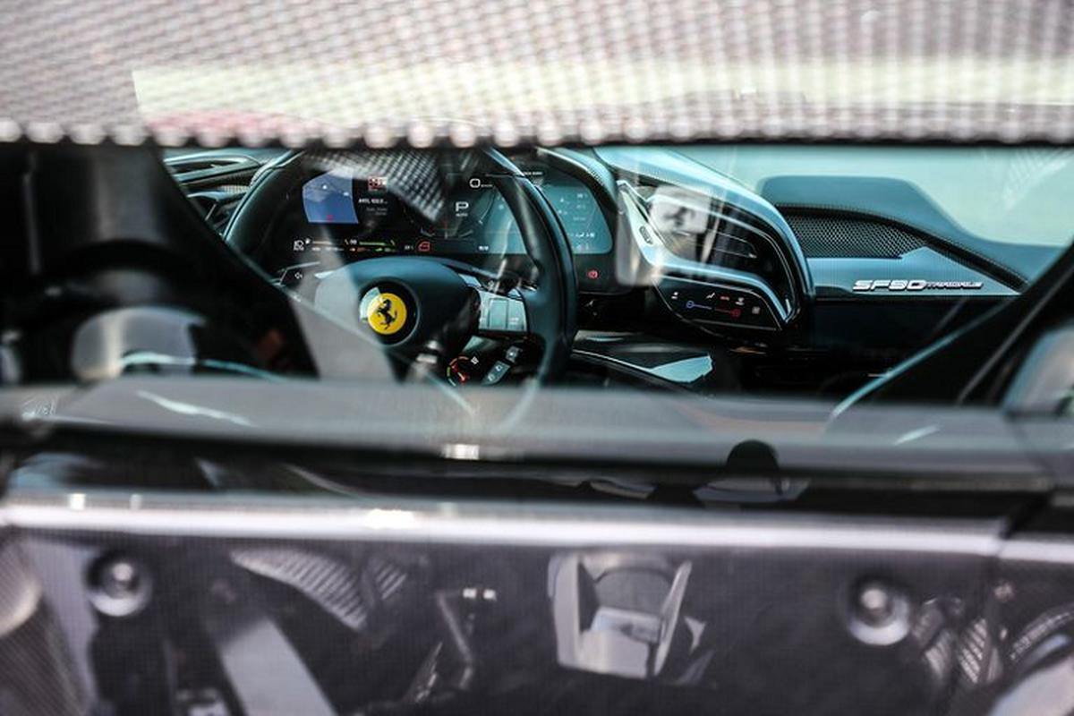 Ferrari SF90 Stradale hang ty dong cua Cuong Do la co gi dac biet?-Hinh-11