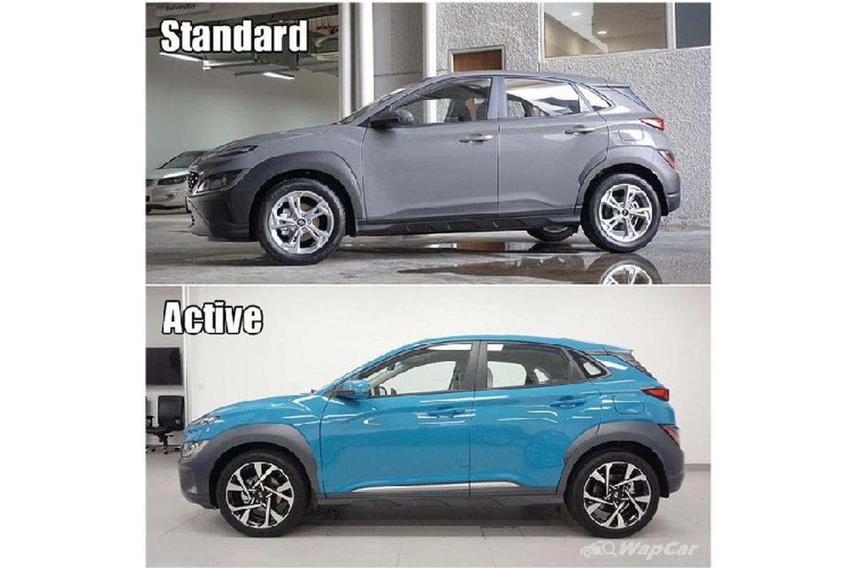Hyundai Kona 2021 sap ve Viet Nam, tu 670 trieu dong tai Malaysia-Hinh-2