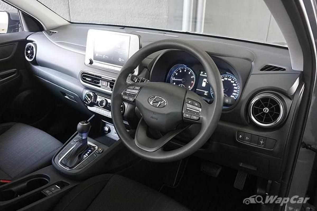 Hyundai Kona 2021 sap ve Viet Nam, tu 670 trieu dong tai Malaysia-Hinh-6