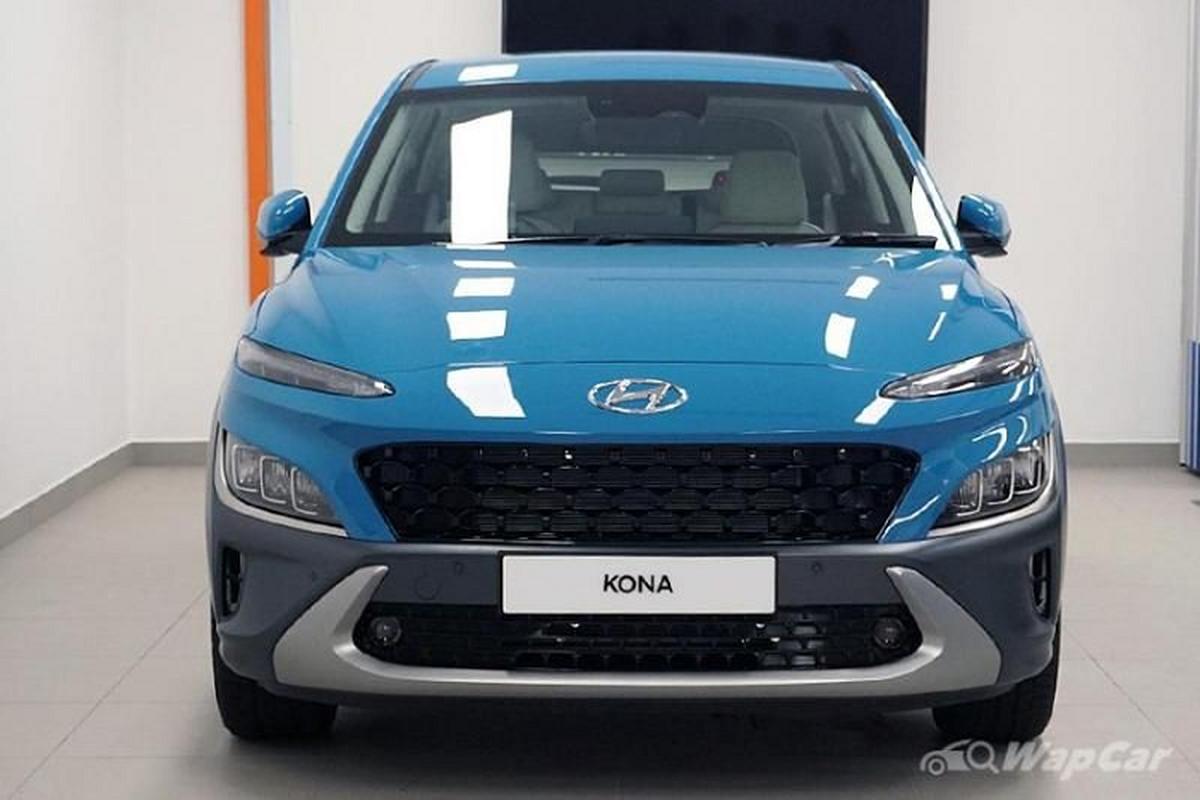 Hyundai Kona 2021 sap ve Viet Nam, tu 670 trieu dong tai Malaysia-Hinh-7