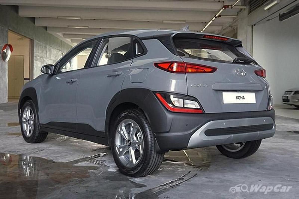 Hyundai Kona 2021 sap ve Viet Nam, tu 670 trieu dong tai Malaysia-Hinh-8