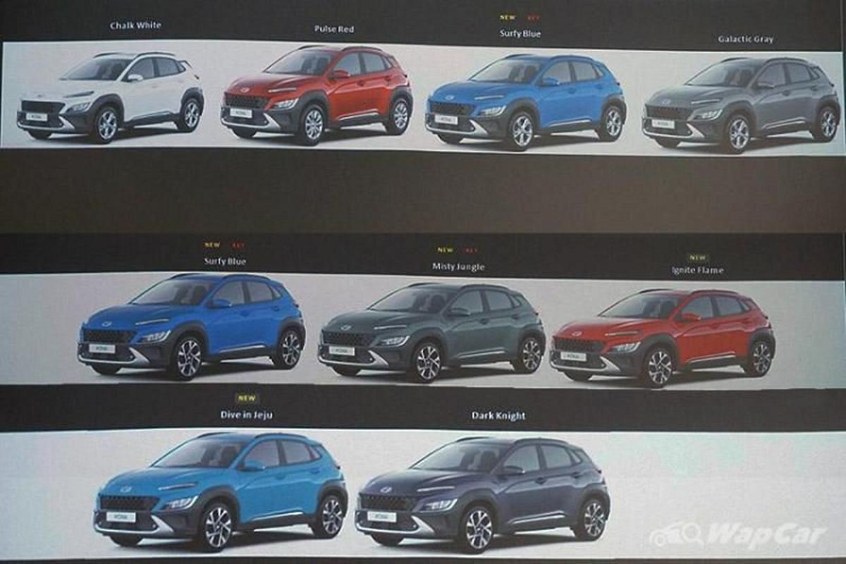Hyundai Kona 2021 sap ve Viet Nam, tu 670 trieu dong tai Malaysia-Hinh-9