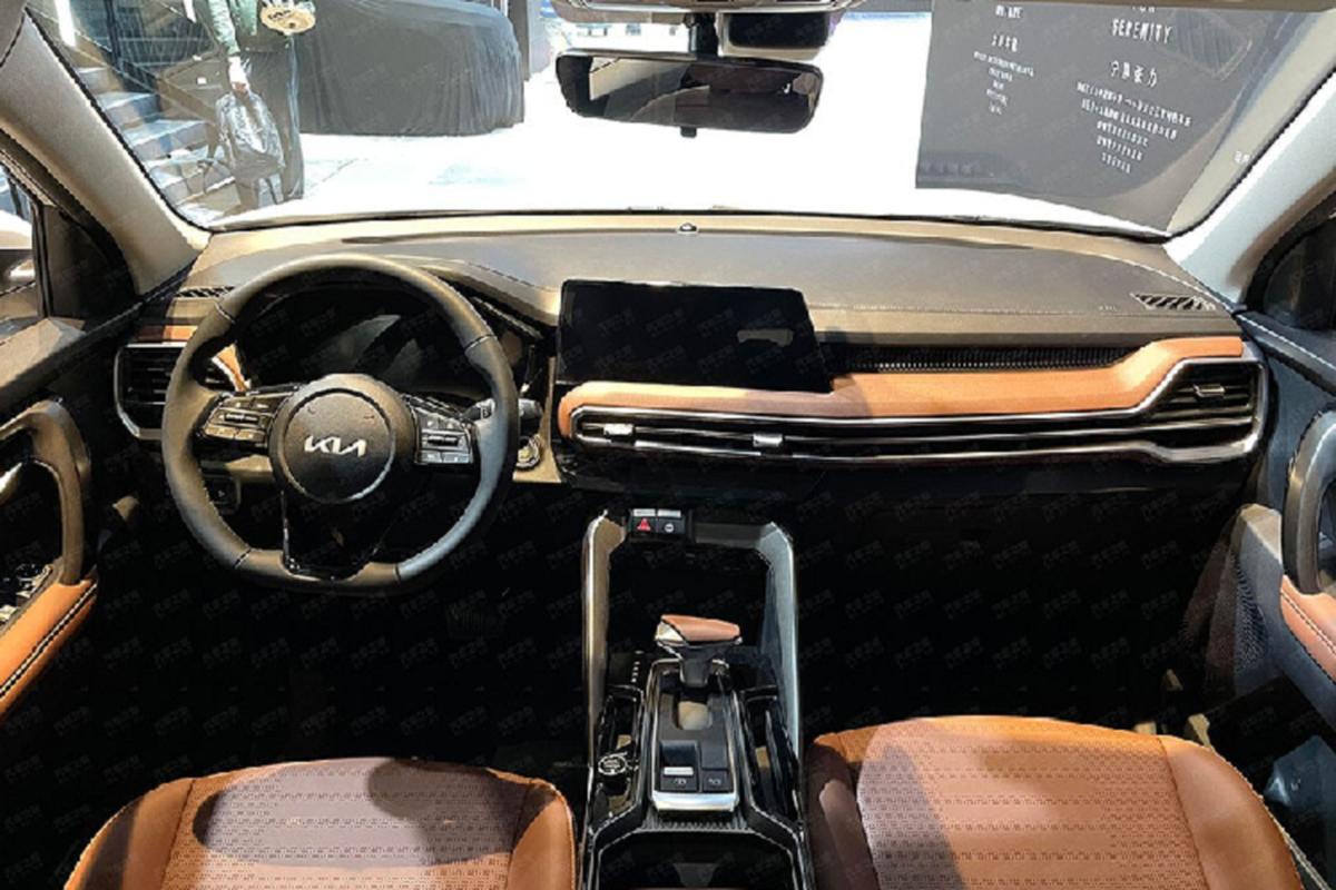 Kia Sportage Ace 2021 moi co gi de canh tranh Honda CR-V?-Hinh-4