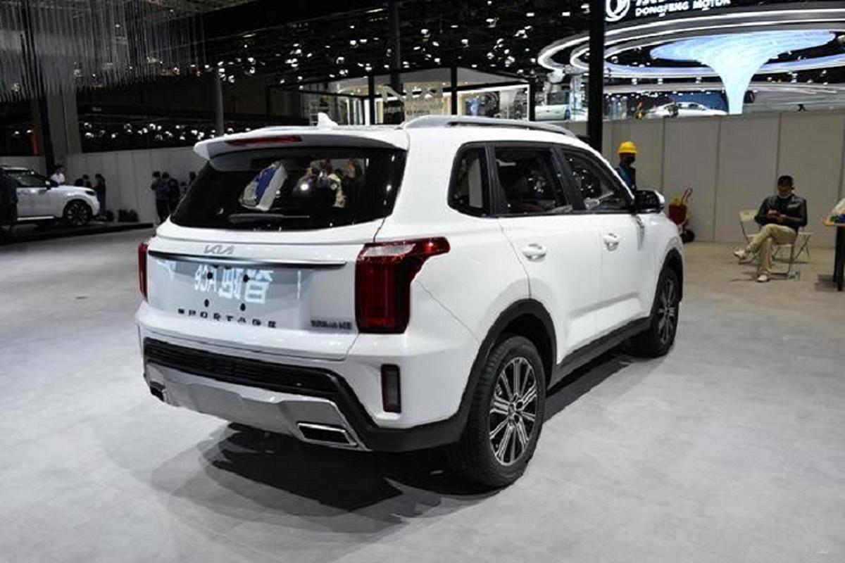 Kia Sportage Ace 2021 moi co gi de canh tranh Honda CR-V?-Hinh-8
