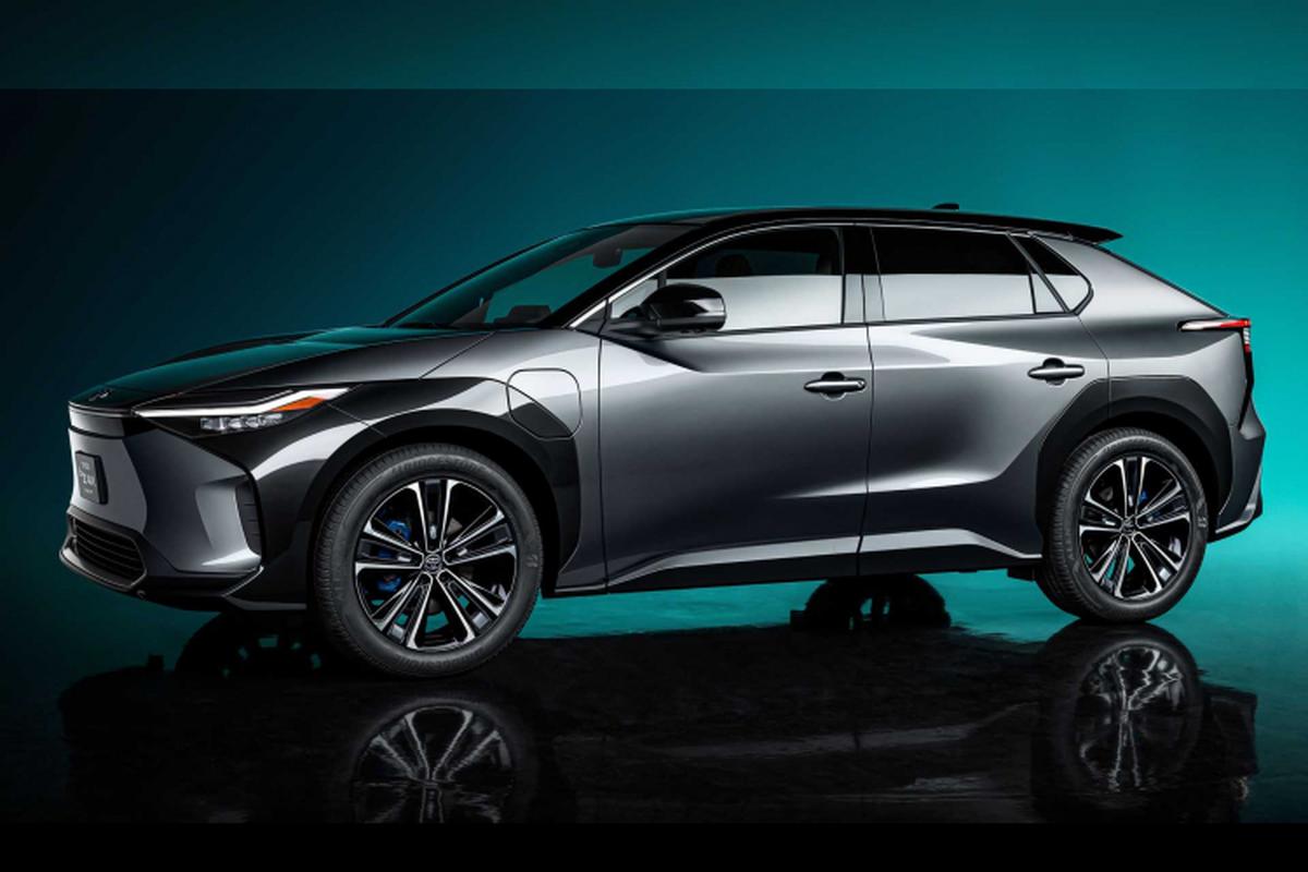 Toyota bZ4X Concept - loi khang dinh truoc ky nguyen xe dien-Hinh-10