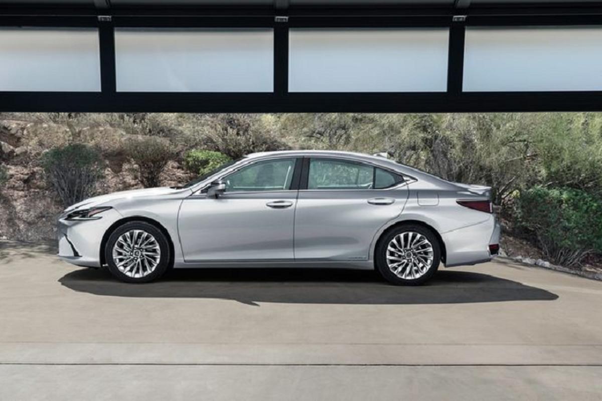 Lexus ES 2022 trinh lang: Ngoai that sac sao, cabin cao cap-Hinh-8