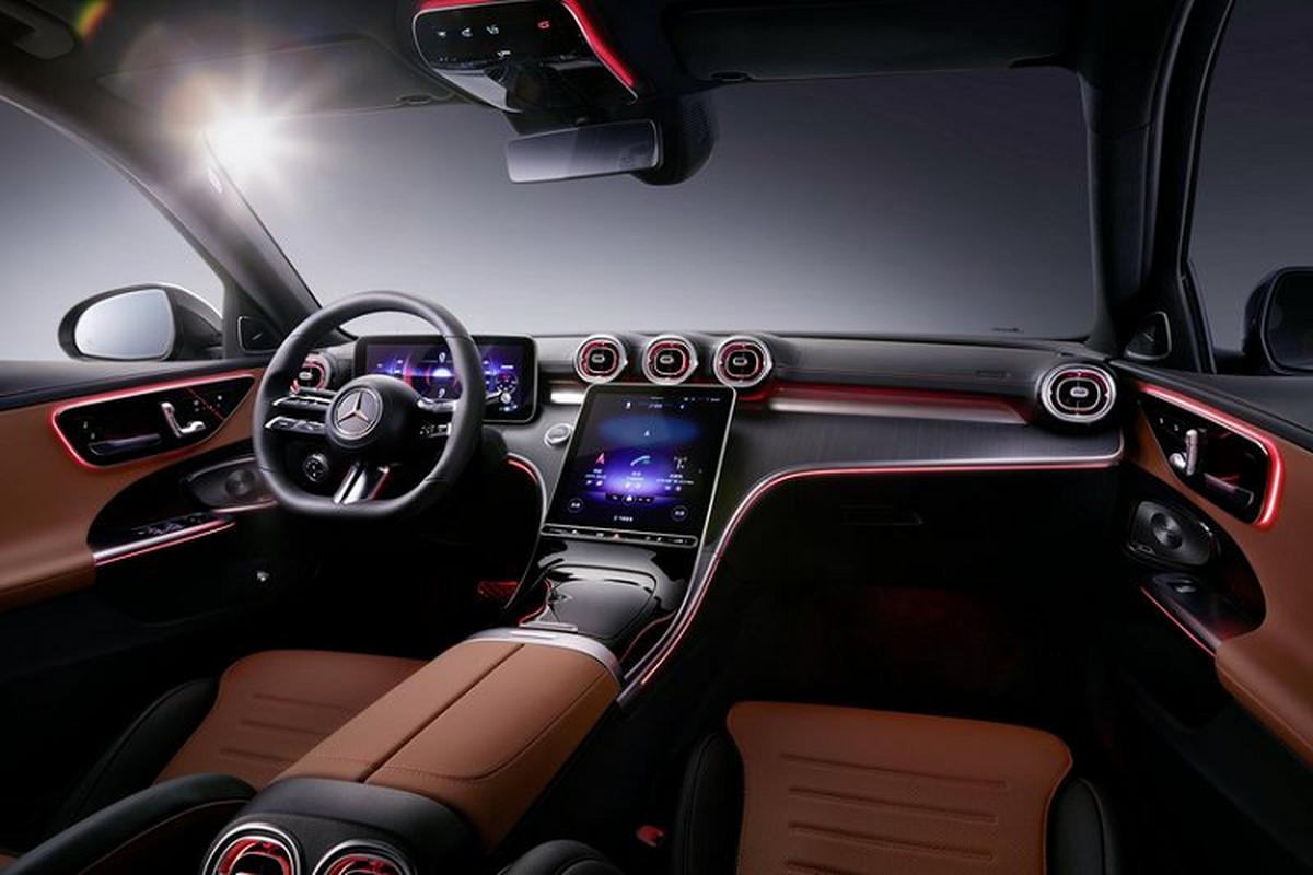 Luxury car Mercedes-Benz C-Class L,