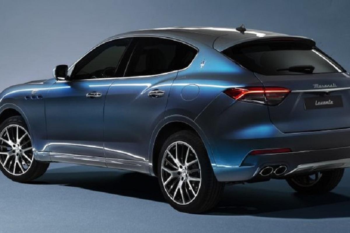 SUV hang sang Maserati Levante Hybrid 2022 duoc trang bi nhung gi?-Hinh-5