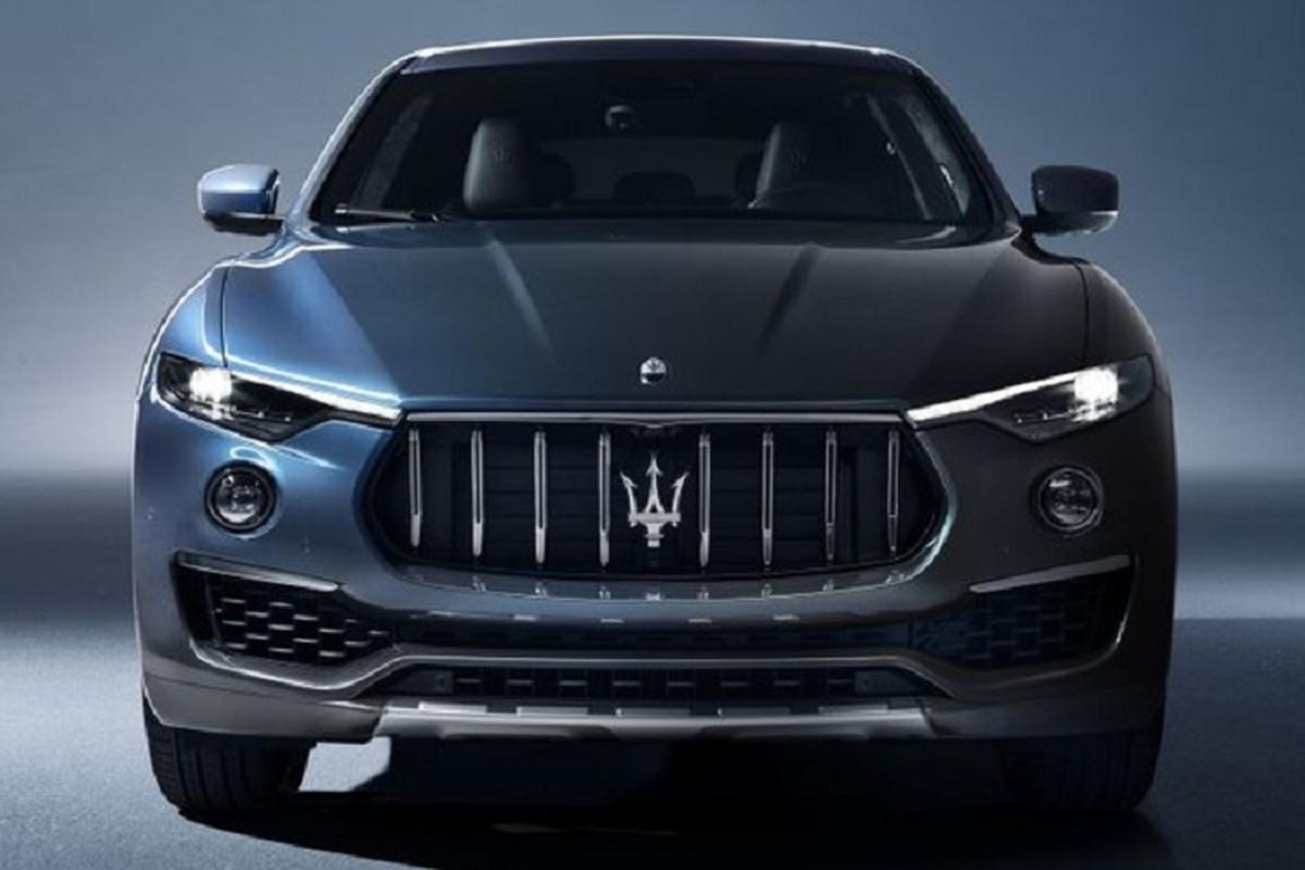 SUV hang sang Maserati Levante Hybrid 2022 duoc trang bi nhung gi?-Hinh-9