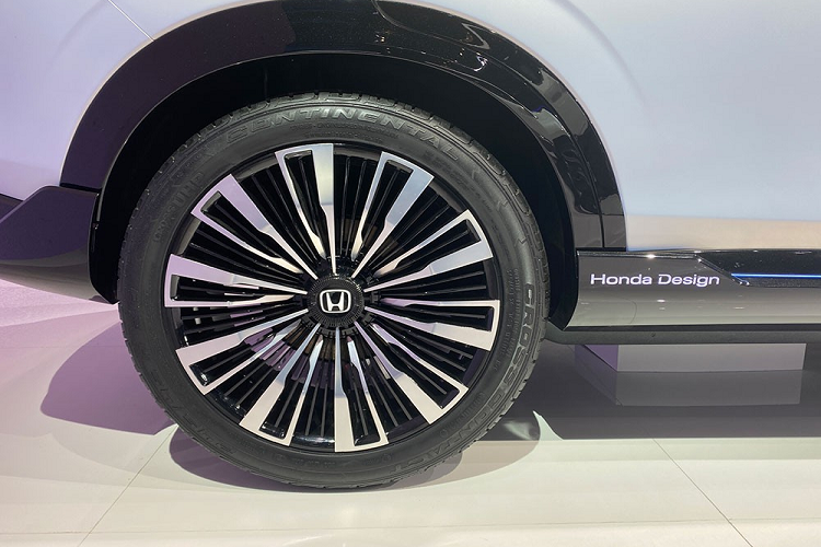 Details of Honda SUV e: The new prototype will be launched in 2022-Hinh-3