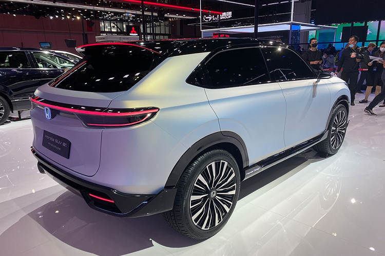 Details of Honda SUV e: The new prototype will be released in 2022-Hinh-5