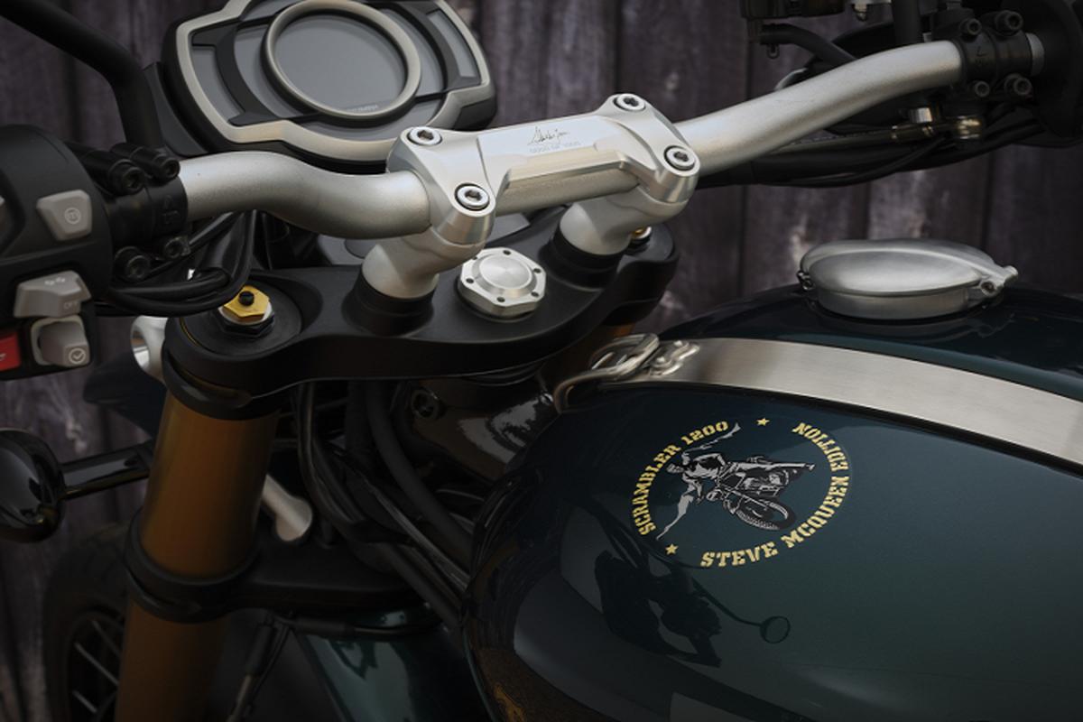 Triumph Scrambler 1200 Steve McQueen Edition, gioi han 1.000 xe-Hinh-3