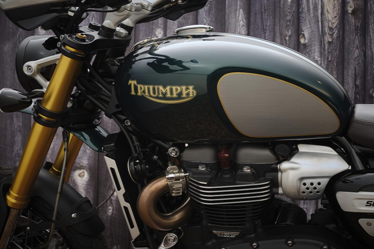 Triumph Scrambler 1200 Steve McQueen Edition, gioi han 1.000 xe-Hinh-4