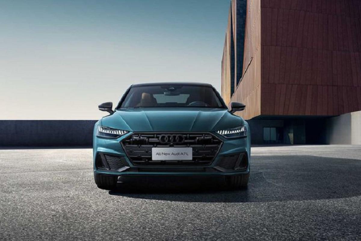 Xe sang Audi A7 L chinh thuc trinh lang, gioi han chi 1.000 chiec-Hinh-2