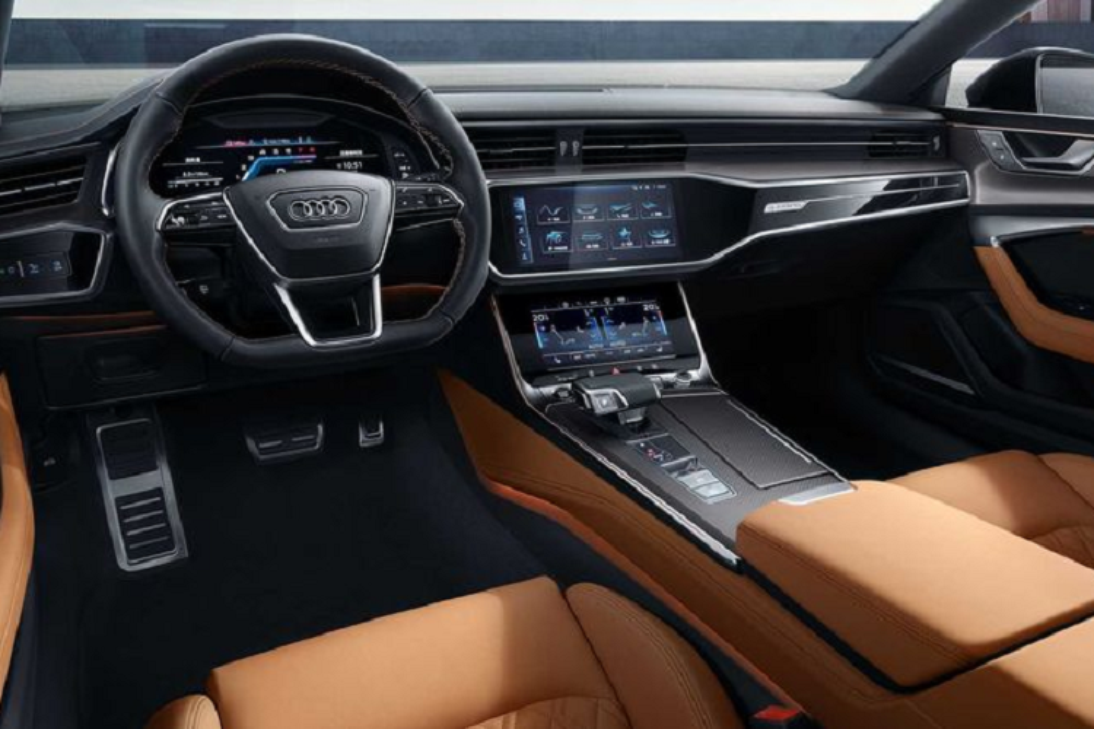 Xe sang Audi A7 L chinh thuc trinh lang, gioi han chi 1.000 chiec-Hinh-3
