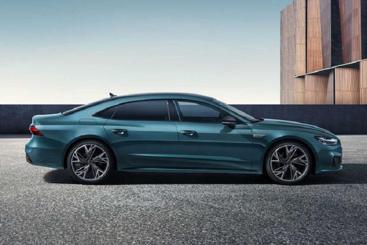 Xe sang Audi A7 L chinh thuc trinh lang, gioi han chi 1.000 chiec-Hinh-5