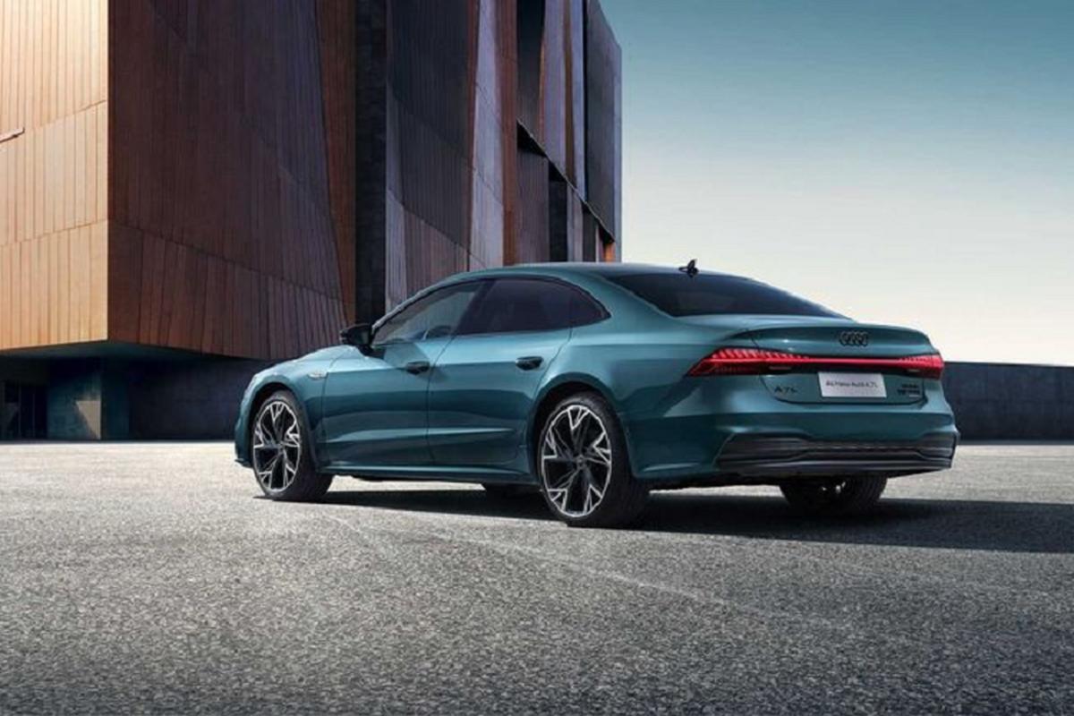 Xe sang Audi A7 L chinh thuc trinh lang, gioi han chi 1.000 chiec-Hinh-6