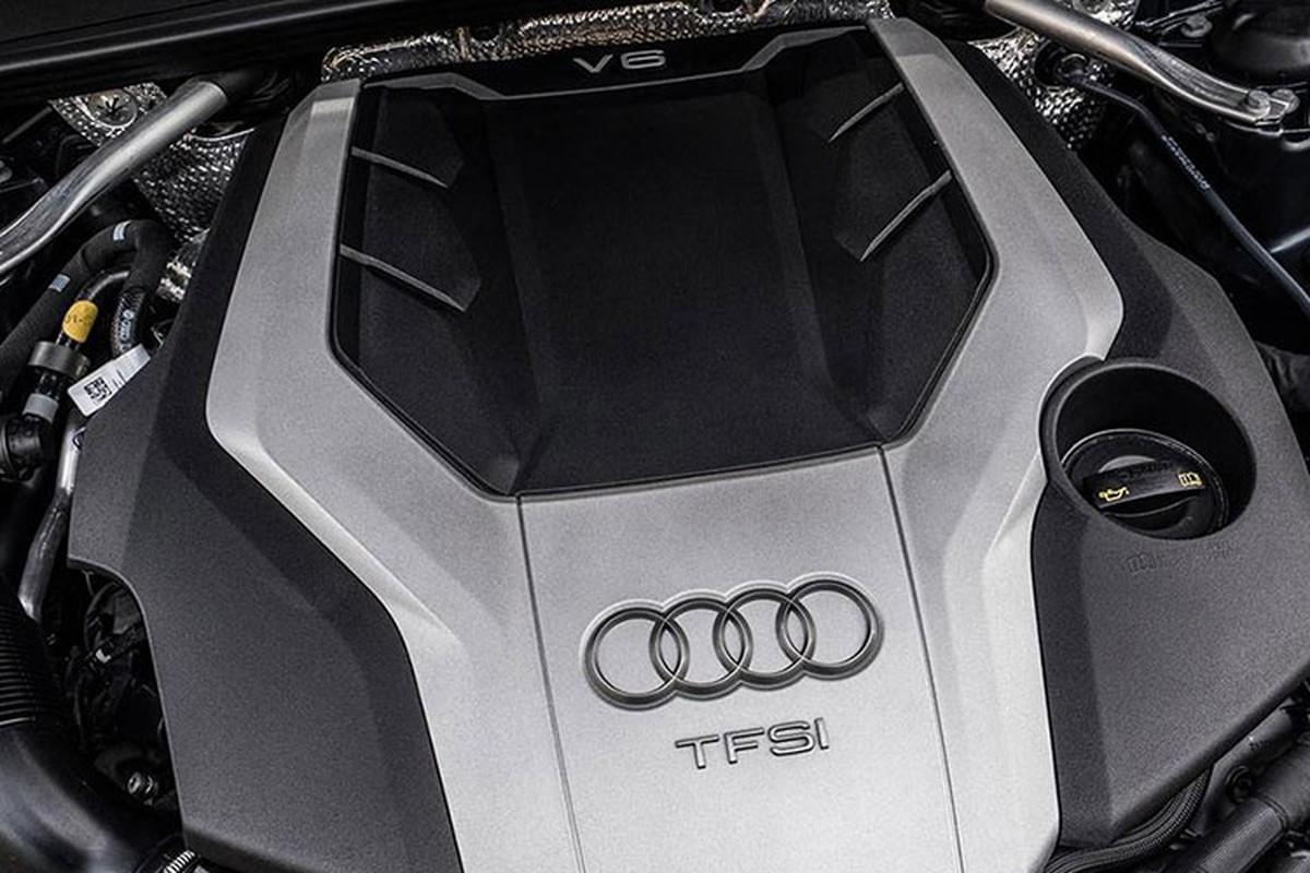 Xe sang Audi A7 L chinh thuc trinh lang, gioi han chi 1.000 chiec-Hinh-4