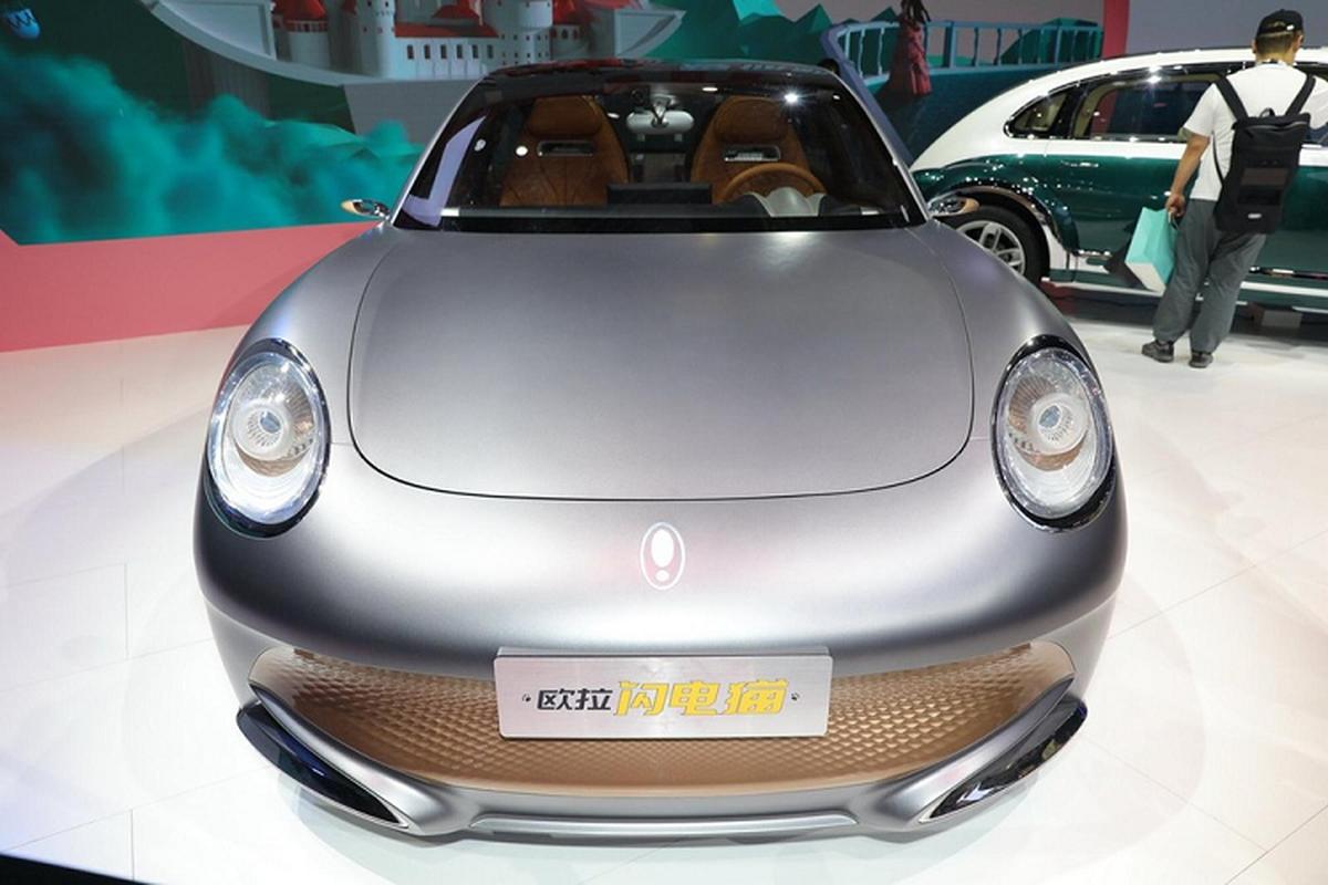 """Ora Lightning Cat - xe dien Trung Quoc gia re """"nhai"""" Porsche-Hinh-8"""