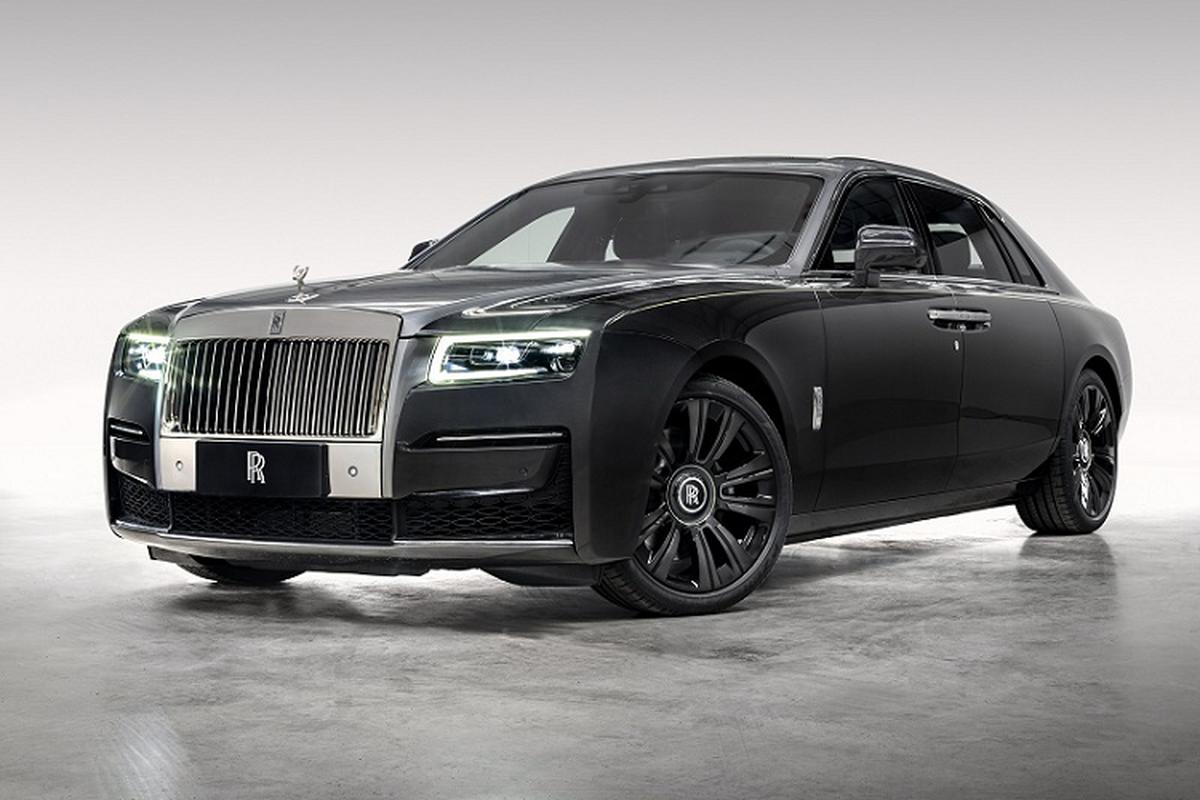 Dan xe sieu sang Rolls-Royce mau doc moi chao dai gia Trung Quoc-Hinh-4