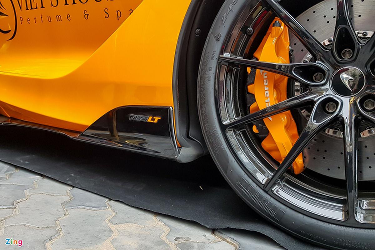 Day la chiec sieu xe McLaren 765LT tien ty, doc nhat tai Viet Nam-Hinh-6