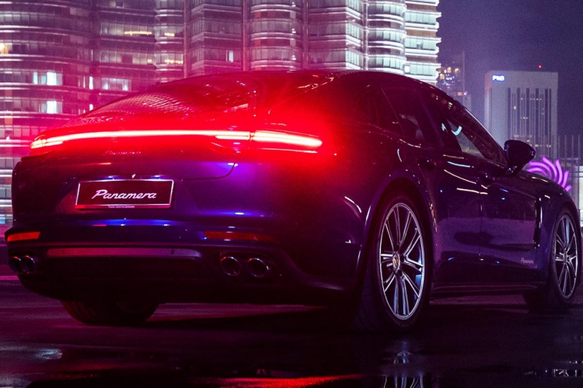 Porsche Panamera doi 2021 ra mat tai Malaysia tu 5,7 ty dong-Hinh-6