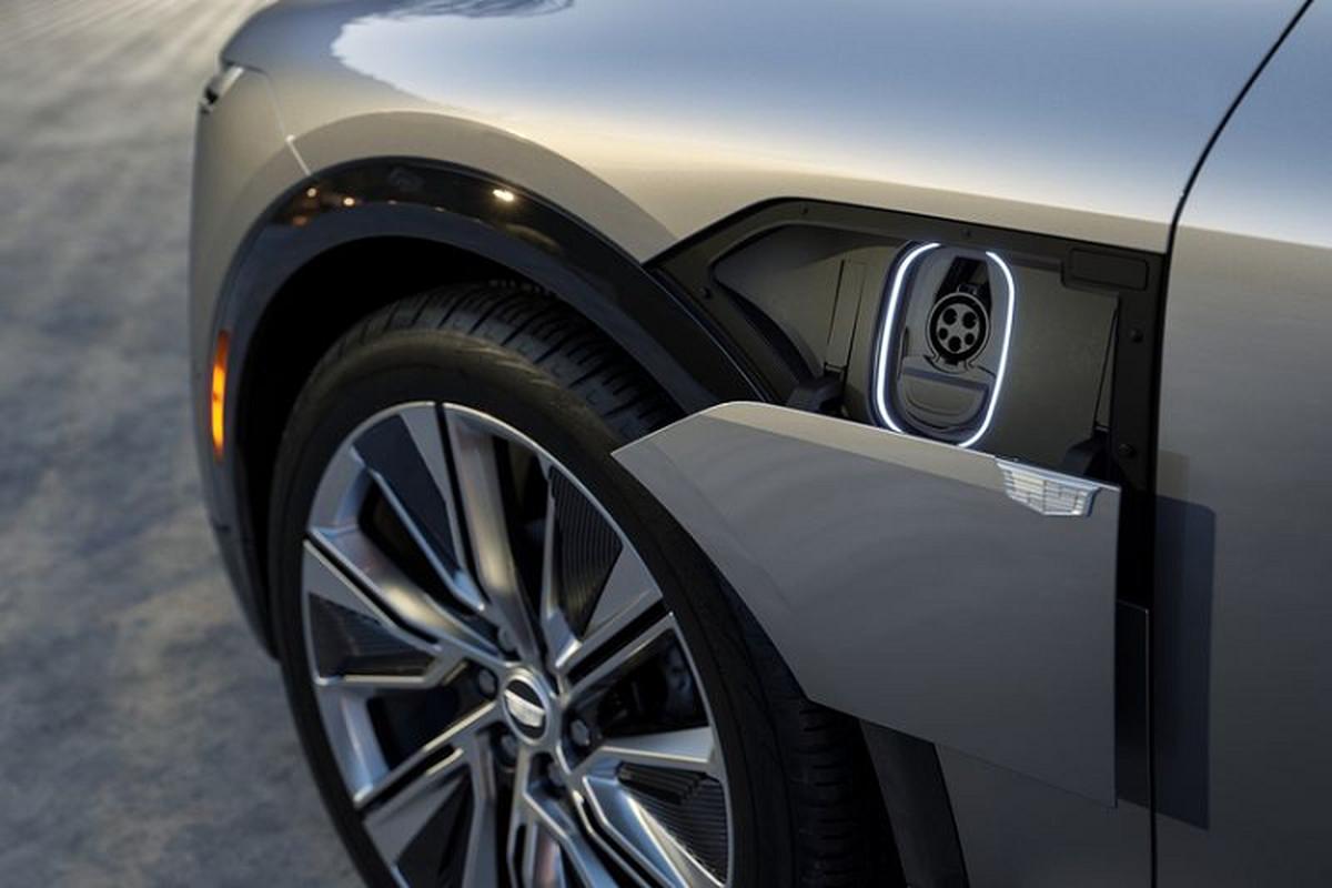 "SUV dien Cadillac Lyriq 2022 chi hon 1 ty dong, ""dau"" Tesla Model X-Hinh-5"