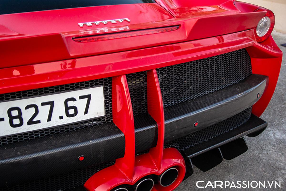 Ferrari 458 Italia tai xuat voi bodykit Misha Designs o Sai Gon-Hinh-11