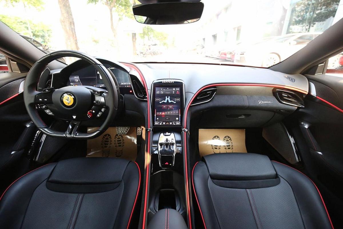Can canh sieu xe Ferrari Roma hon 20 ty do ruc tai Ha thanh-Hinh-2