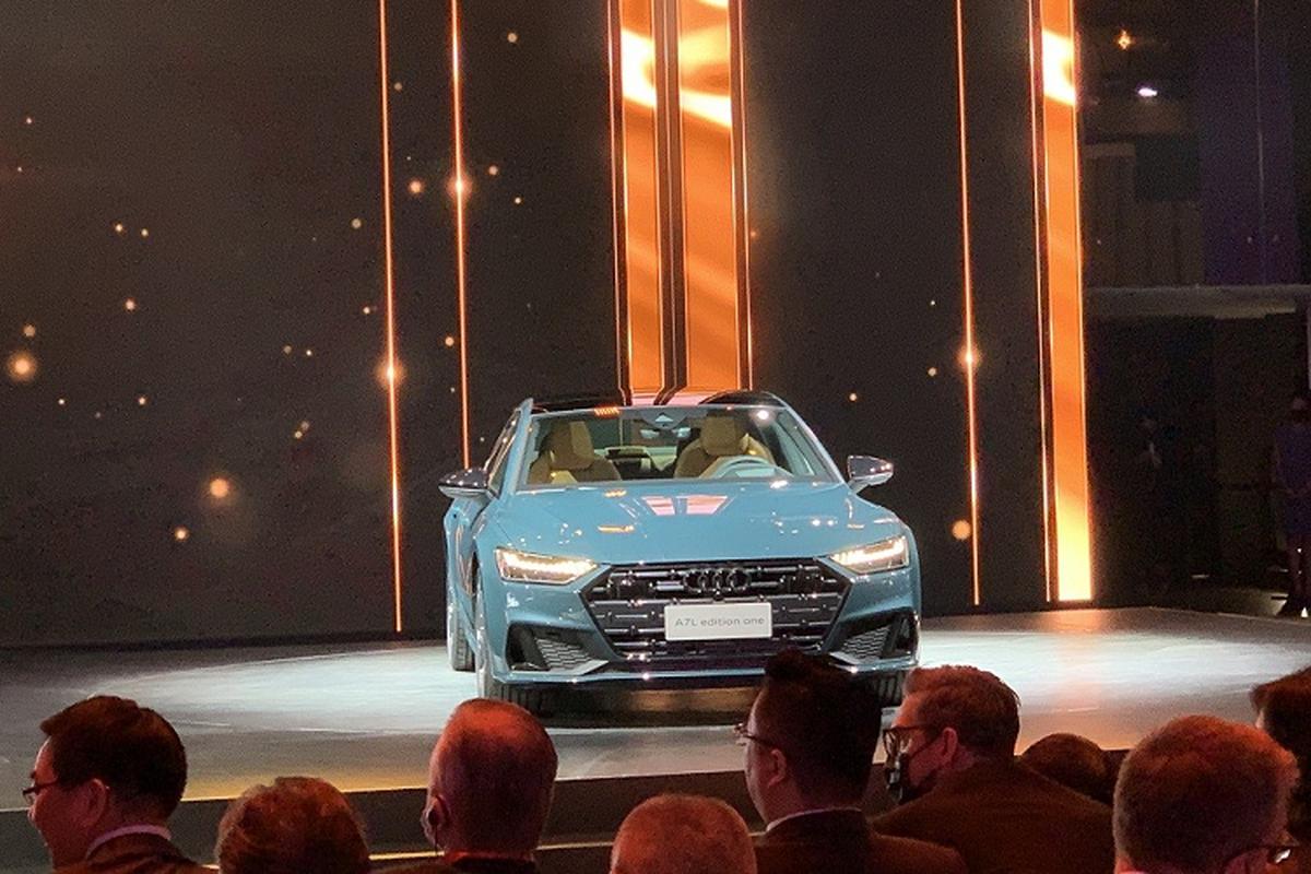 Chi tiet Audi A7L 2021