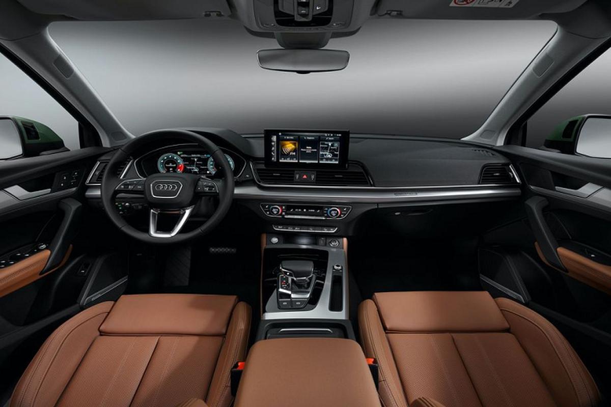 SUV hang sang Audi Q5 2021 bat ngo co mat tai Viet Nam-Hinh-4