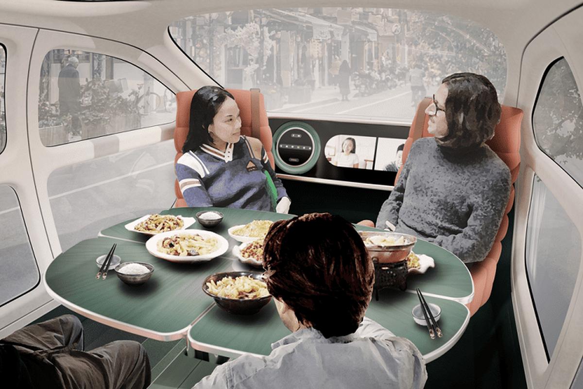 IM Airo - xe dien tu lai doc dao nhat 2021 cua Trung Quoc-Hinh-4