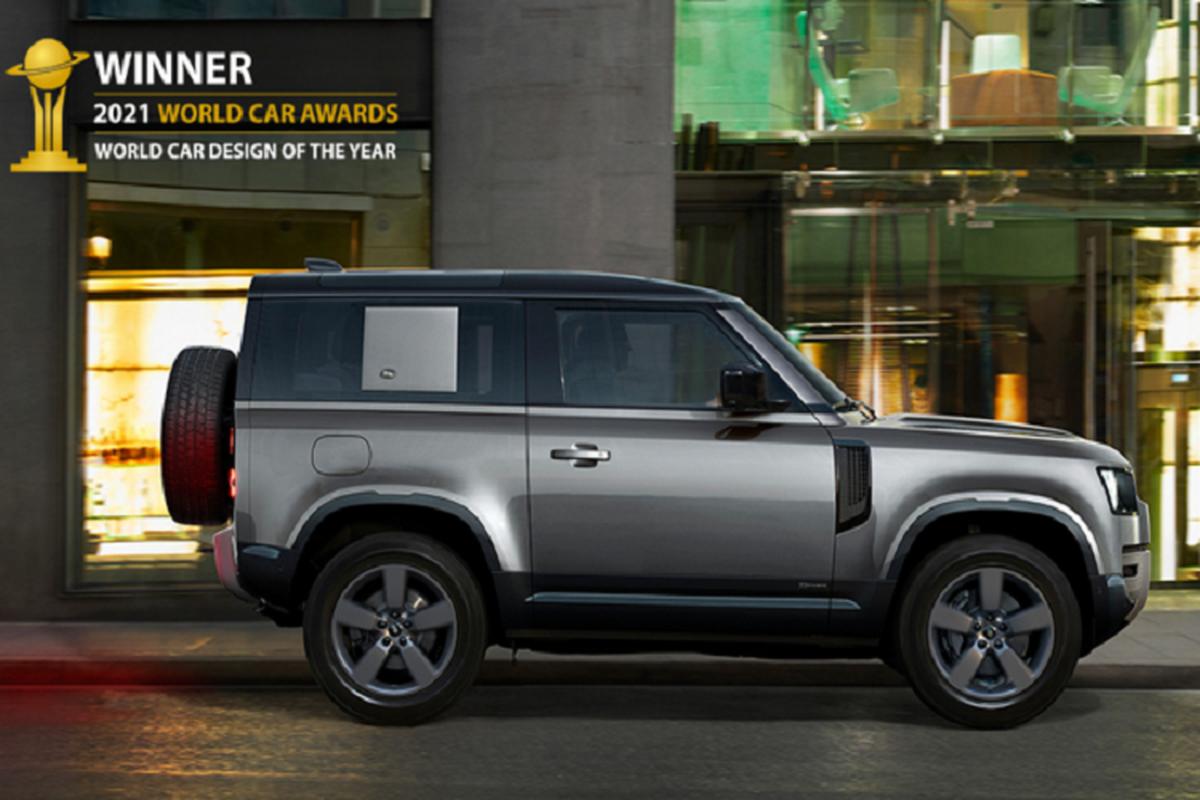 Land Rover Defender the he moi dat giai Thiet ke xe hoi cua nam 2021-Hinh-2