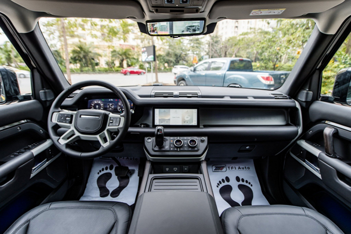 Land Rover Defender the he moi dat giai Thiet ke xe hoi cua nam 2021-Hinh-3