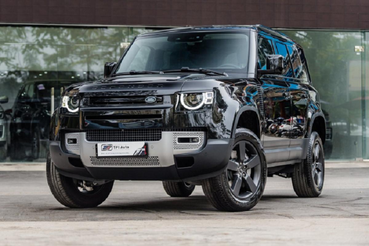 Land Rover Defender the he moi dat giai Thiet ke xe hoi cua nam 2021-Hinh-8