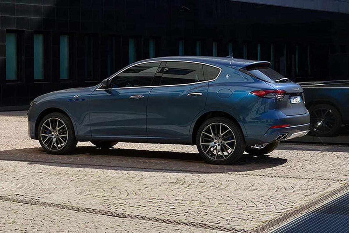 SUV hang sang Maserati Levante Hybrid 2022 duoc trang bi nhung gi?-Hinh-2
